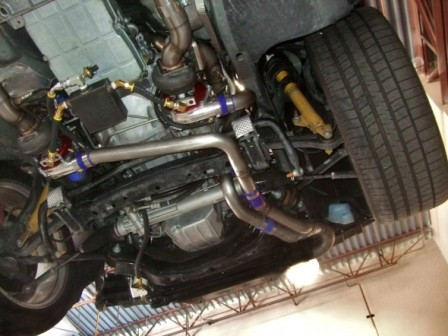05-2010 Charger HEMI SRT-8 Twin Turbo Kit